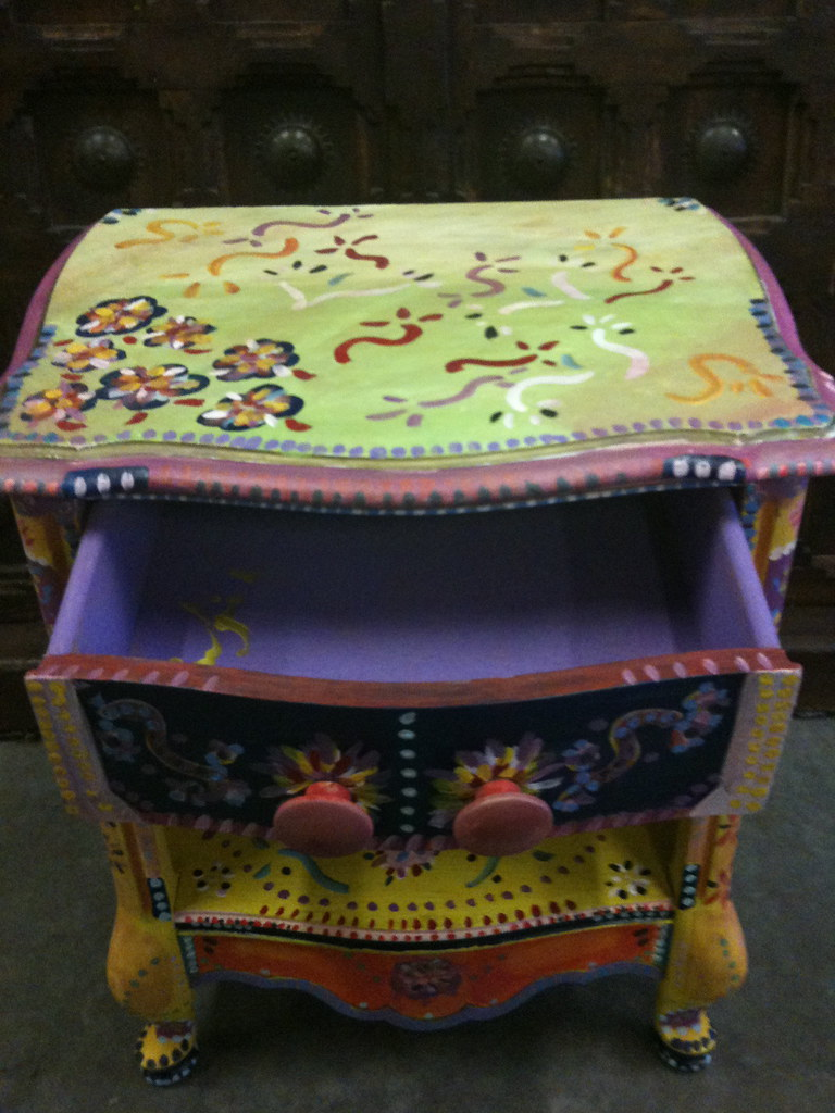 ... Hand Painted Furniture | By Smack Hippie