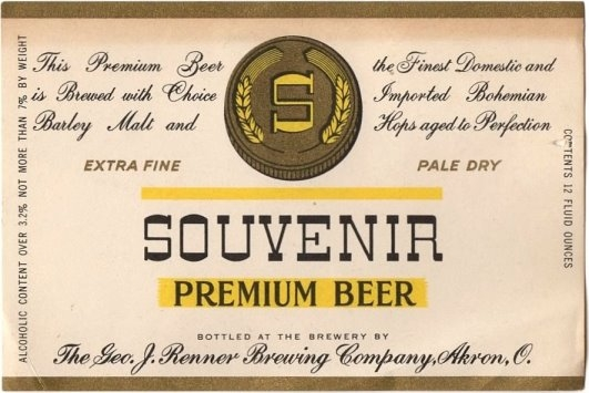 Souvenir-Premium-Beer-Labels-Geo-J-Renner-Brewing-Company