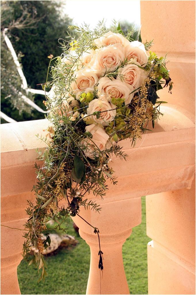 Brautstrauss Hangend Mal Was Anderes Ein Hangender Strau Flickr
