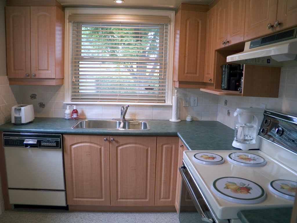 Small Kitchen Remodel Hafer Construction Inc Flickr