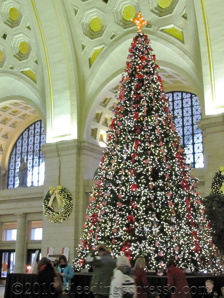 Union Station Norwegian Christmas Tree   Blogged at A Norweg…   Flickr