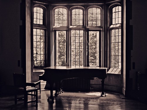 Hart House Piano Room