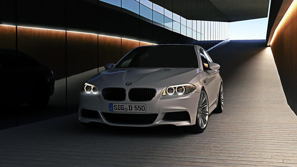 2011 BMW M5 F10 concept | createordie | Flickr