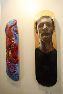 More Than + Pop Art Festival-Skateboards | by ABS-CREW