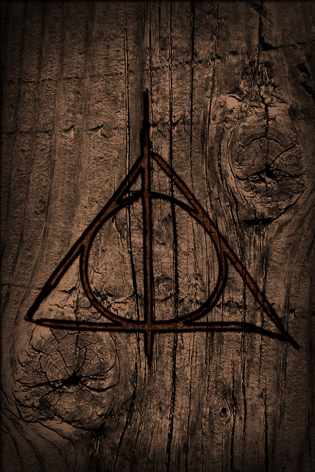 burned deathly hallows had a request for a harry potter d flickr