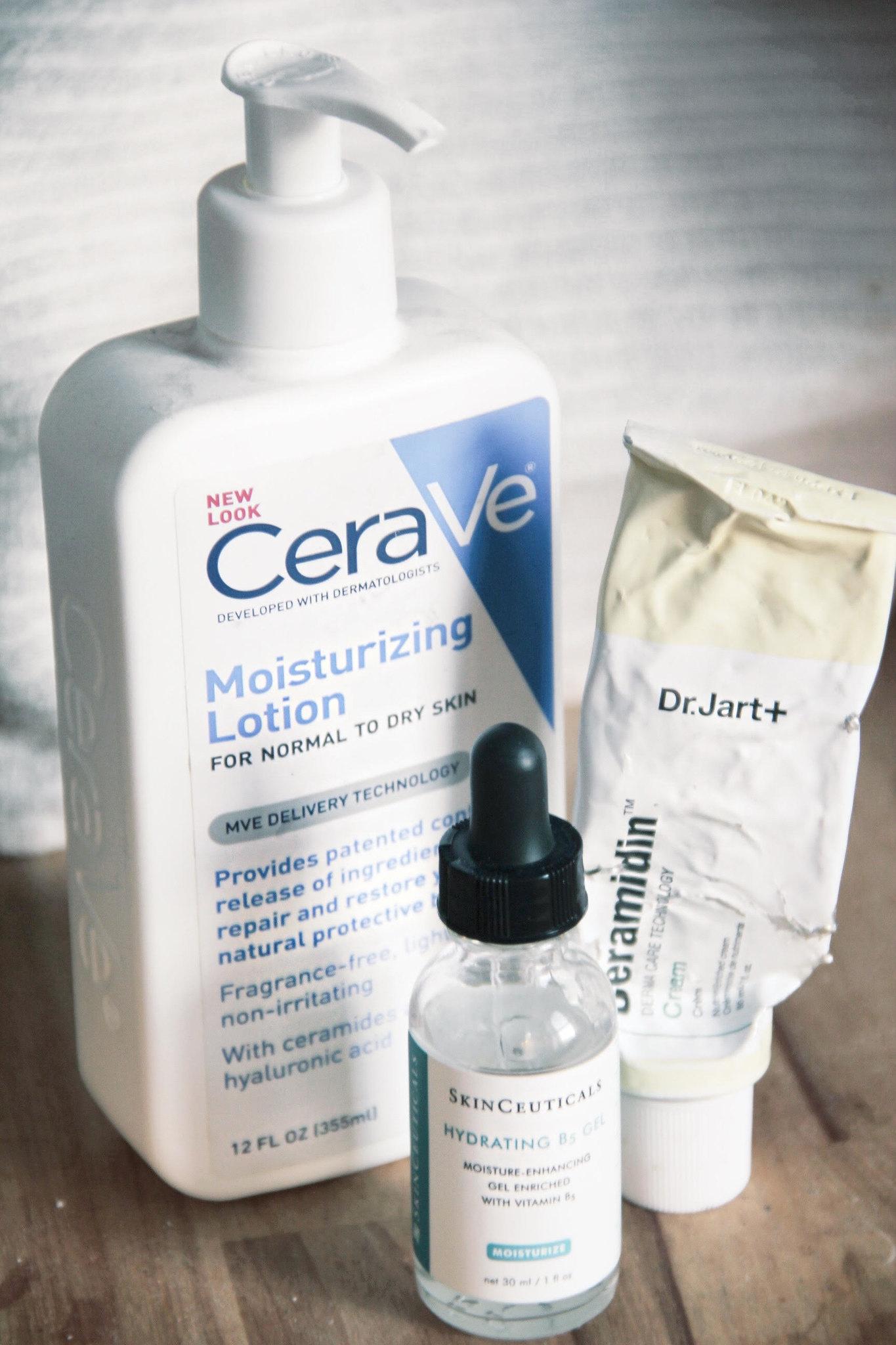 Cerave.Dr.Jart.Skinceuticals