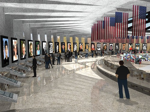 Flight 93 Memorial Competition This Was My Design Officia Flickr