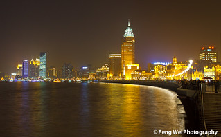 Shanghai Bund At Night | by Feng Wei Photography