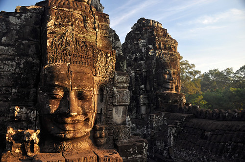 Bayon Sunrise | by colin grubbs