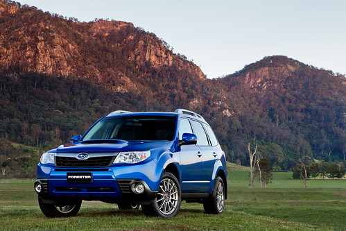 Subaru Forester Full Paint Job Cost