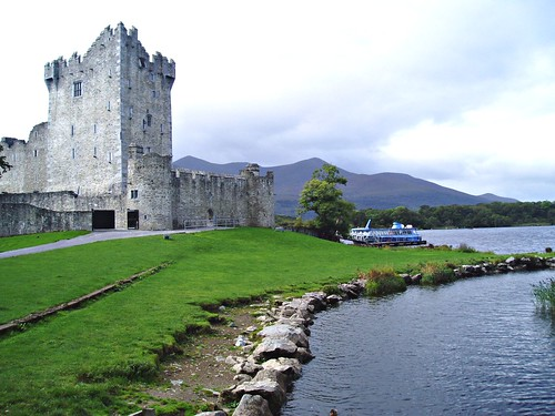 Ross Castle, Killarney, County Kerry | by blue remembered hills/barbara