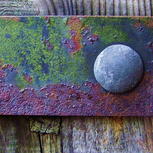 Gate rust: EXPLORED | by tina negus