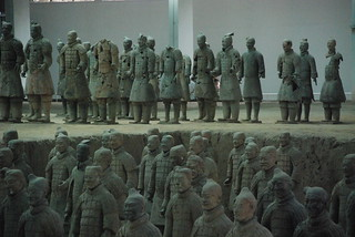 DSC_0332 Xi'an (China), Terracotta warriors | by tango-