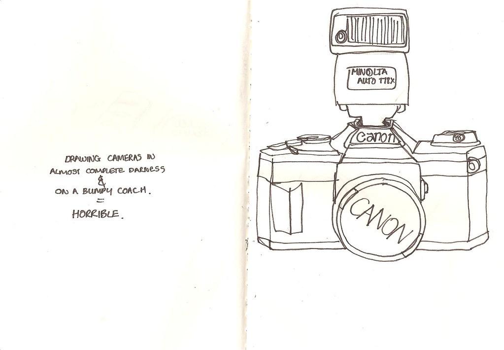 Badly Drawn Camera Amy Stevens Flickr