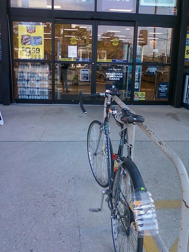no bike parking at Rite Aid | by eustatic