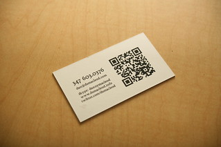 New business cards | by D_MacLeod