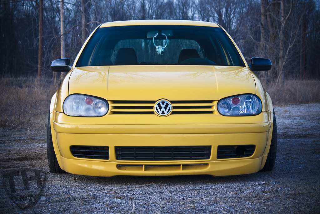 Volkswagen th anniversary gti andy s bagged th tim hulce