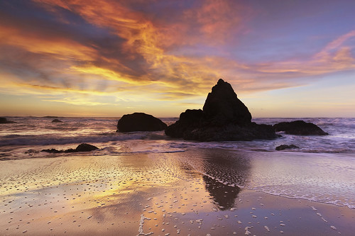 Bid for Earthquake Relief! The Monolith of Grey Whale Cove #2 - San Mateo County, California | by PatrickSmithPhotography