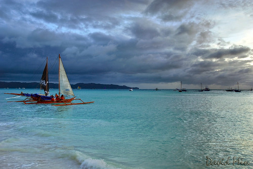 Boracay Island, Philippines - The sun after the storm ... | by GlobeTrotter 2000