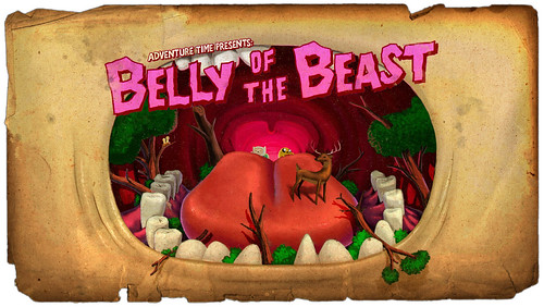 """Belly of the Beast"" Title Card 