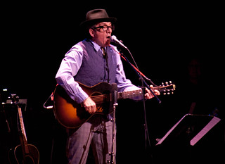 Elvis Costello Town Hall | by Me in ME