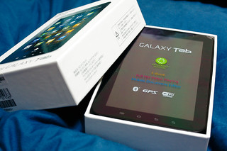 GALAXY Tab (SC-01C) | by masatsu