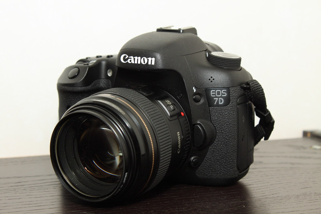 Canon 7D with Canon EF 85mm f/1.8 USM Lens   My favourite Ca…   Flickr