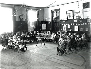 Children in Classroom in Keene New Hampshire | by Keene and Cheshire County (NH) Historical Photos