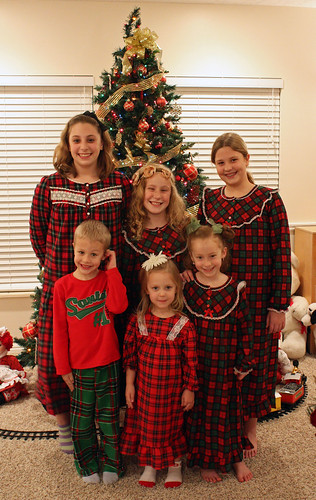 Christmas Pajamas For Kids Krackle Barrel