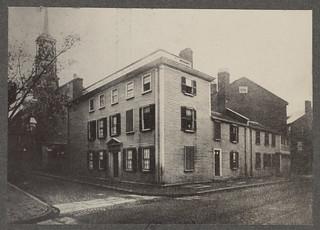 The Bradlee Doggett House On Corner Of Hollis Amp Tremont St