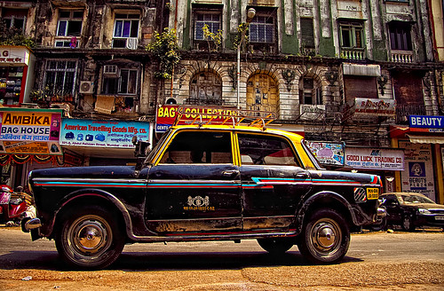 Taxi! Mumbai-Style | by Mark ~ JerseyStyle Photography