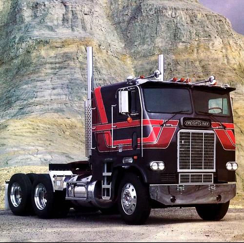 1979 Freightliner COE Truck | George Murphey | Flickr