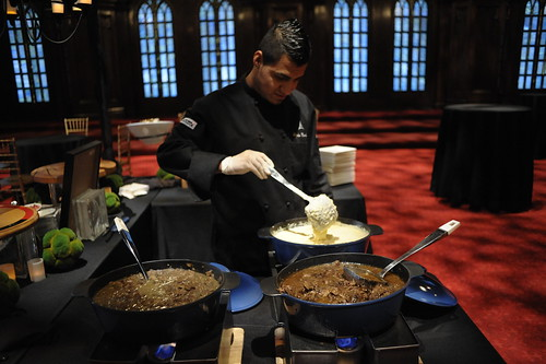 La bonne cuisine vip reception share the beat photo for Cuisine vipp
