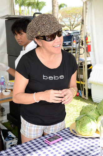 @JulieYakaCoco at #MauiAgFest | by Slow Food Maui