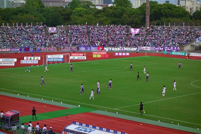2016/10 J2第34節 京都vs金沢 #03