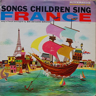 Songs Children Sing: France | by krakencrafts
