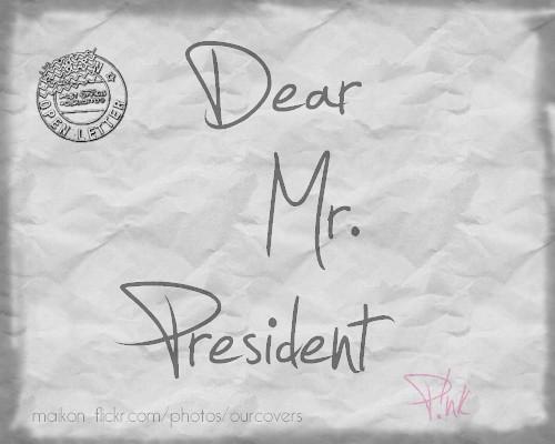 dr mr president pink