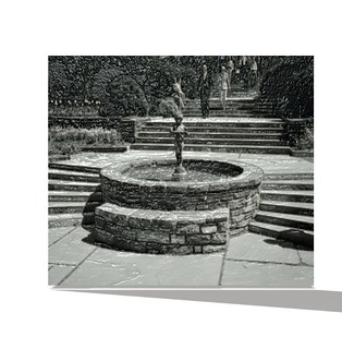 Fountain 3D | by Kevin Michael Tillman