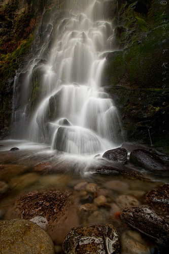 Upper McCord Creek Falls | by Lance Rudge