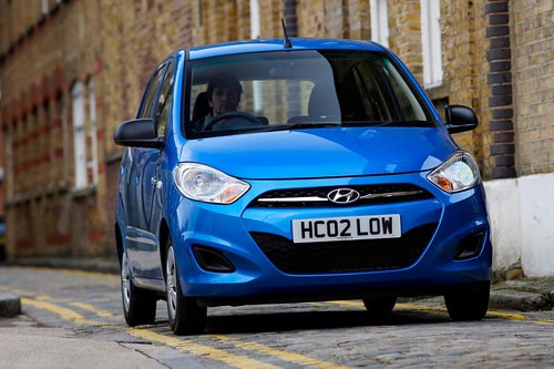 Hyundai i10 MY 2011 | by theKCB