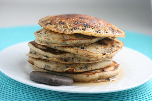 Thin Mint Pancakes | by Food Librarian