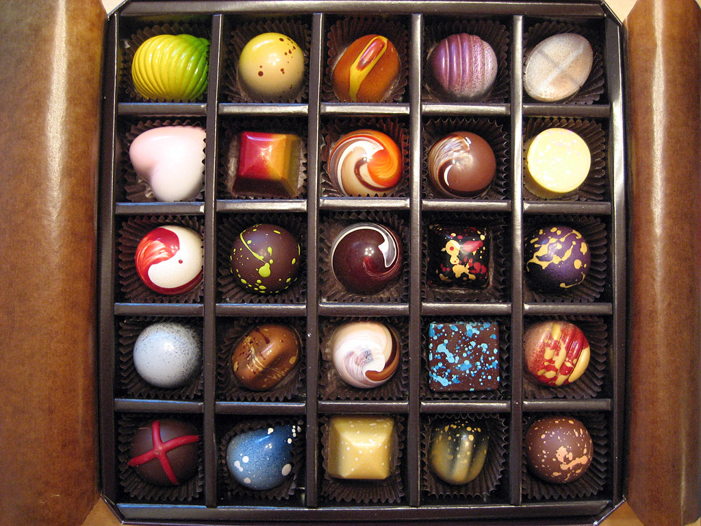 Norman Love Confections These Chocolates Were Exquisite Flickr