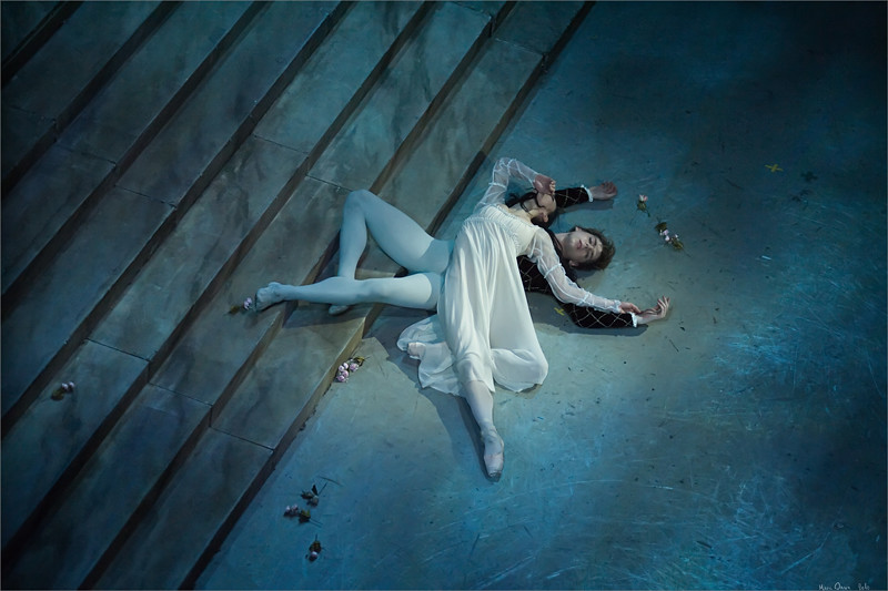 "Photographic work: ""The final scene""   Polina Semionova & Vl…   Flickr"