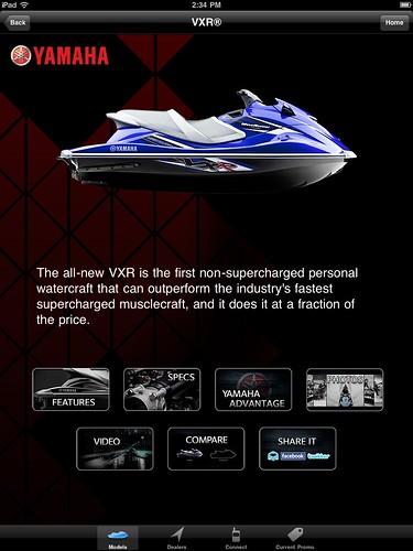 Yamaha Waverunner Model Identification