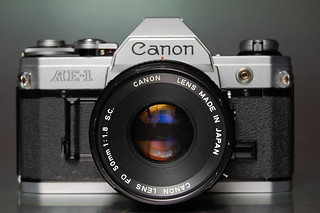 Canon AE-1 | by RaúlM.
