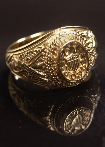 Aggie Ring Diamond Or No Diamond