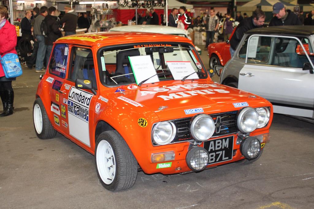 Mini Clubman - Rally Spec. | Jonathan Clapp | Flickr