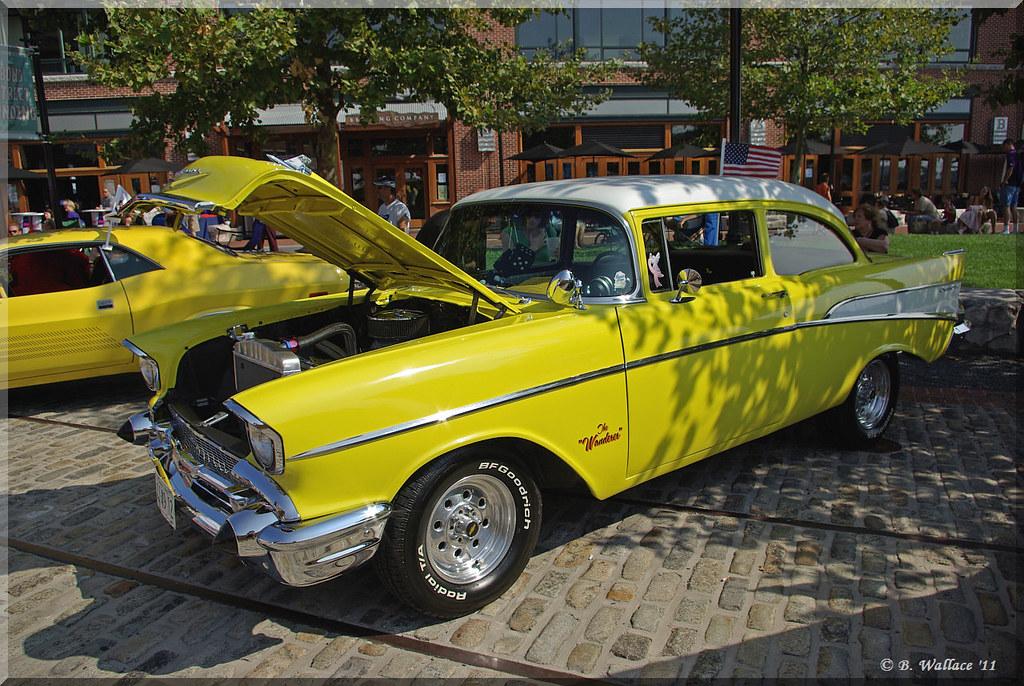 Classic Car at Fells Point (2D)   Classic Car   Brian Wallace   Flickr