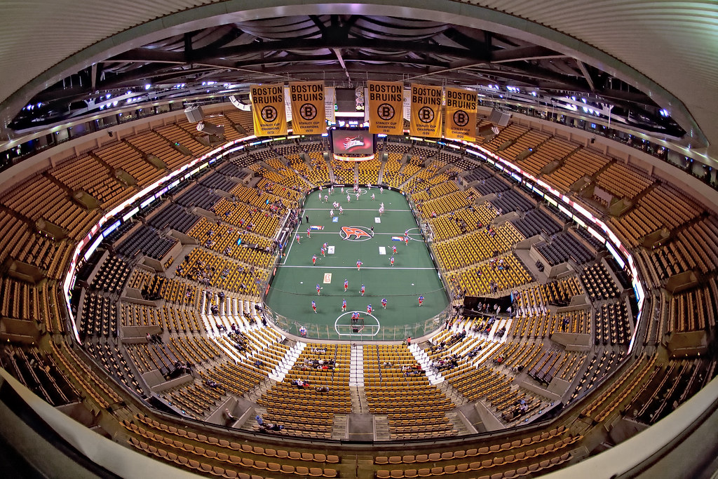 boston td garden. TD Garden Boston: Lacrosse | By Garreyf Boston Td