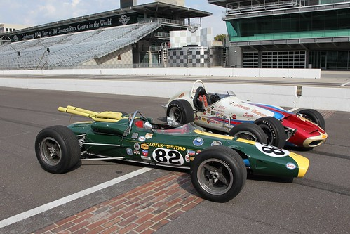 Paired last front engine to win first rear engine to wi for Indianapolis motor speedway com